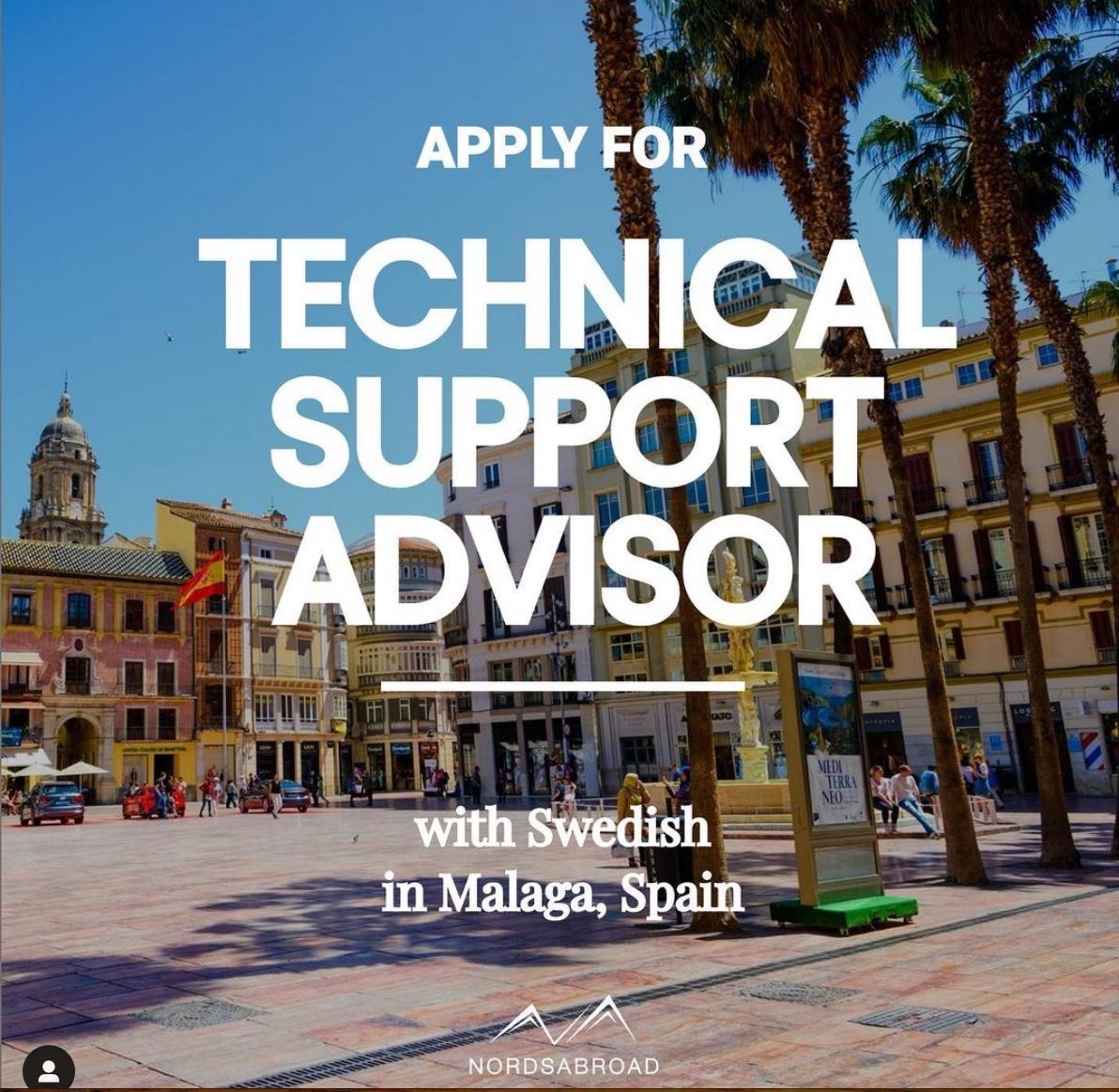 Technical Support Advisor