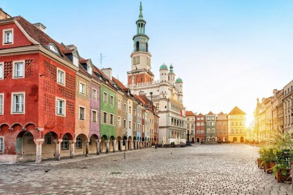 Jobba i Polen